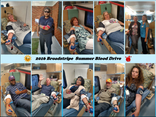 2016 Summer Blood Drive to Benefit AAMC