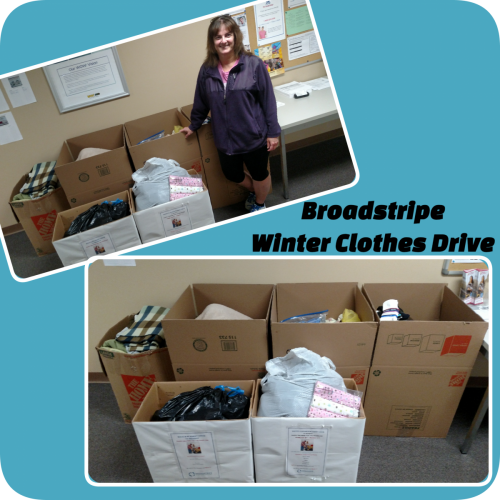 2016 Winter Clothes Drive to Benefit Happy Helpers